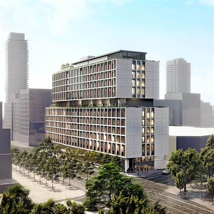2021 WAN Awards entry: The Rekai Centre Cherry Place - Montgomery Sisam Architects Inc.