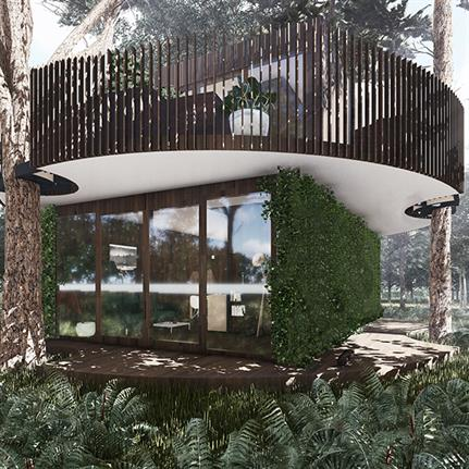 2021 WAN Awards entry: At Home With Nature - UArchitects