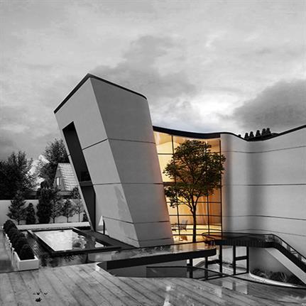 2021 WAN Awards Entry: Minus Villa - Kalbod Studio