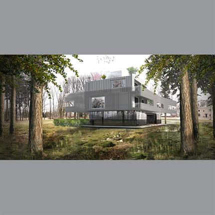 2020 WAN Awards entry: Living among the trees - UArchitects