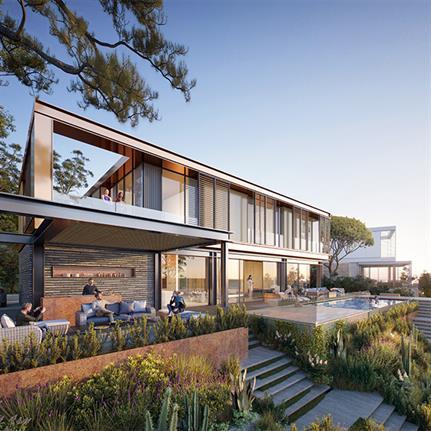 2021 WAN Awards entry: Lukoran Residential Villas - 10 Design