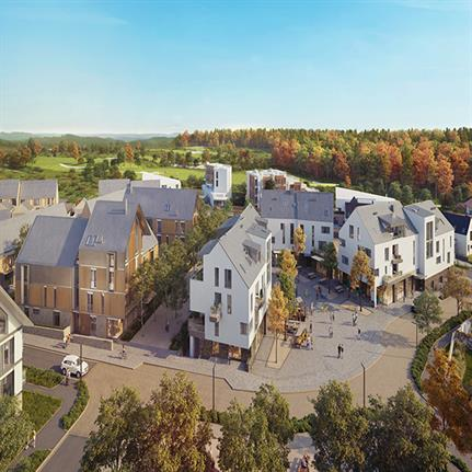 2020 WAN Awards entry: The Oaks Phase 1, Prague - JTP, Chapman Taylor and McGarry Moon