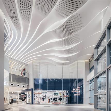 2021 WIN Awards entry: Chengdu Grand Shopping Centre - Benoy