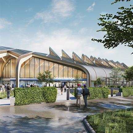 2020 WAN Awards entry: HS2 Interchange station - Arup Architecture, Ove Arup and Partners