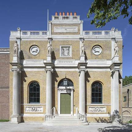 2019 WAN Awards: Pitzhanger Manor and Gallery - Jestico + Whiles and Julian Harrap Architects