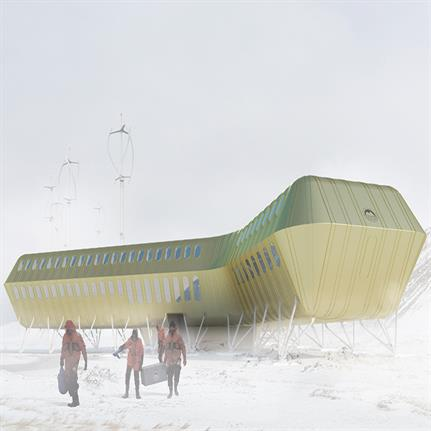 2019 WAN Awards:  The Polish 'Henry Arctowski' Antarctic Station - Kuryłowicz & Associates
