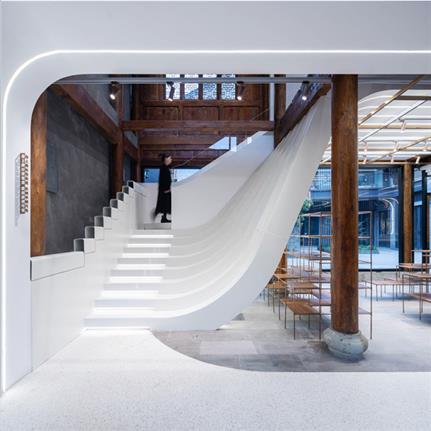 2021 WIN Awards entry: Jiangnan ZAN - LYCS Architecture