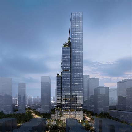 2020 WAN Awards entry: Shenzhen Meilin Dongguan Sci-Tech Building - Yijing Architectural design Co.,Ltd