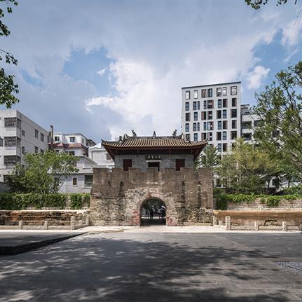 2021 WAN Awards entry: Nantou Ancient Town Renovation Project - Wancheng Urban Design Research (Shenzhen) Co., Ltd. & Value Design and Consultants (Shenzhen) Co.,Ltd.