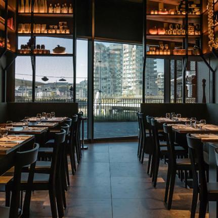 Architects modernise 1880s restaurant