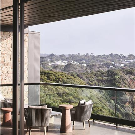 2020 WAN Awards entry: Great Ocean Road Residence - Rob Mills Architecture & Interiors