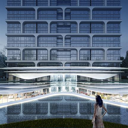 2021 WAN Awards entry: CIFI Group: Park Mansion - HZS Design (Shanghai) Co., Ltd.