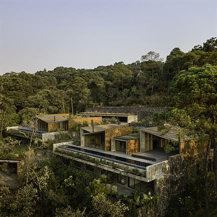 2021 WAN Awards entry: Casas Izar - Architectural design Alonso de Garay