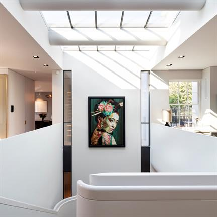 2021 WAN Awards entry: Grade II Listed Townhouse Remodelling - 23+GS/318