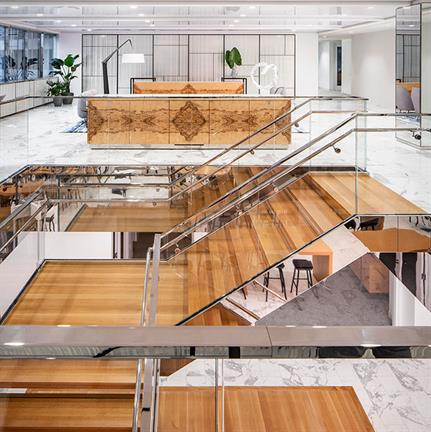 2019 WIN Awards: Charles River Associates, Chicago - Elkus Manfredi Architects