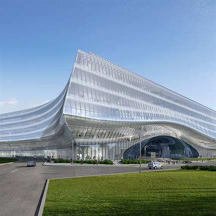 2019 WAN Awards: Sberbank Technopark - Zaha Hadid Architects