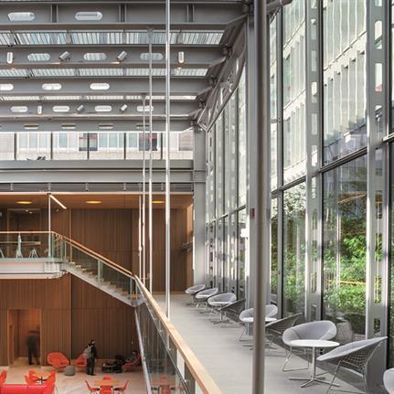 2019 WAN Awards: Smith Campus Center, Harvard University - Hopkins Architects