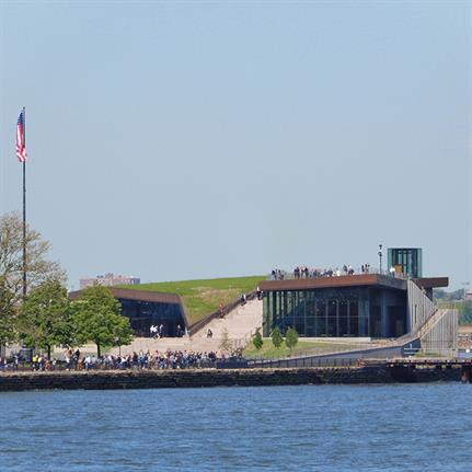 2019 WAN Awards: Statue of Liberty Museum - DeSimone Consulting Engineers
