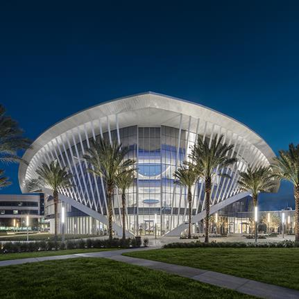 2019 WAN Awards:  Student Union | Embry-Riddle Aeronautical University - ikon.5 architects