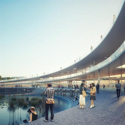 2019 WAN Awards: Seoul Yeoui-Naru Ferry Terminal - Weston Williamson + Partners