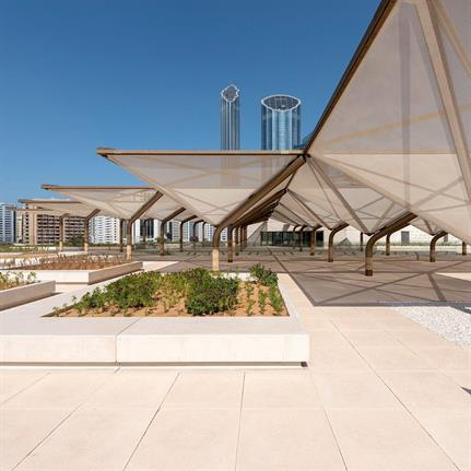 2020 WAN Awards entry: Cultural Foundation Building - Department of Culture and Tourism, DCT - Abu Dhabi