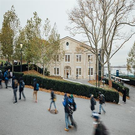 New Arts Center for NYC's Governors Island