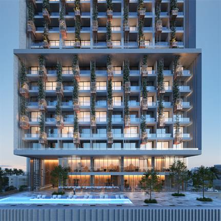2020 WAN Awards entry: Radisson Blu Capital - Eraclis Papachristou Architects