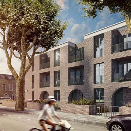 Car-free scheme for East London