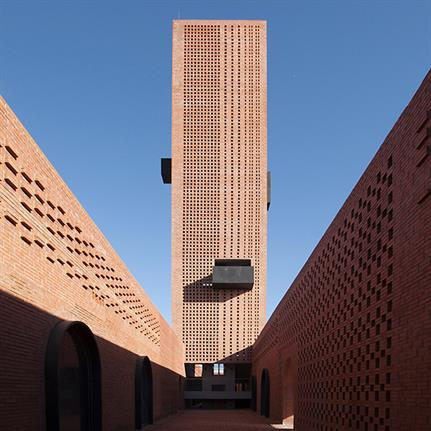 2019 WAN Awards: Tower of Bricks - Interval Architects