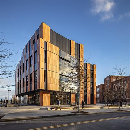 2019 WAN Awards: University of Washington, Bill & Melinda Gates Center for Computer Science & Engineering - LMN Architects