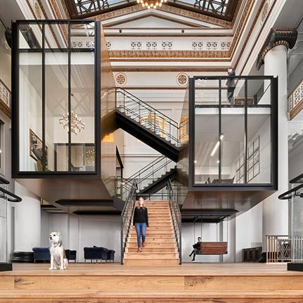 2019 WIN Awards:Interiors from ZGF Architects