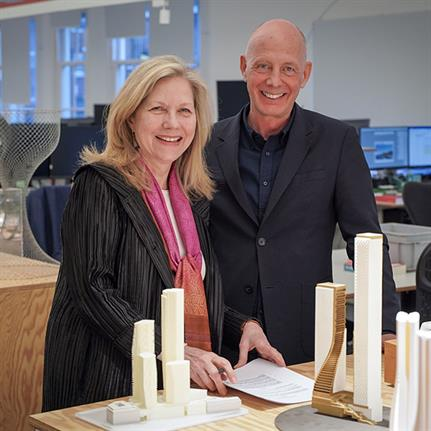 World's first Master in Business for Architecture and Design launched