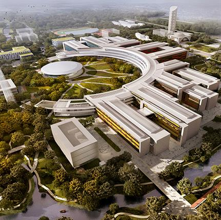 2020 WAN Awards entry: Westlake University - HENN GmbH