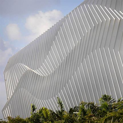 2020 WAN Awards entry: Miami Beach Convention Center Renovation and Expansion - Fentress Architects