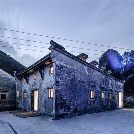 2020 WAN Awards entry: History museum of Qifeng Village - SUP Atelier
