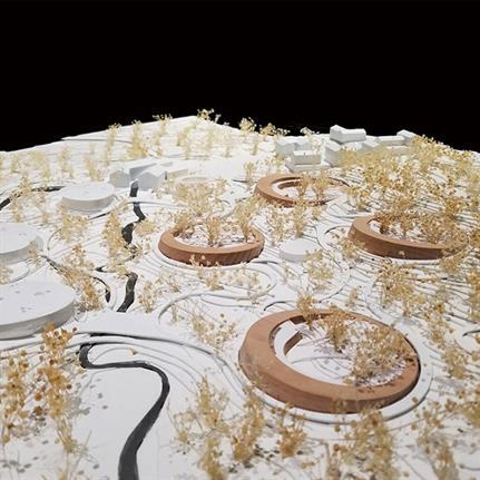 2020 WAN Awards entry: The Panda Pavilions - EID Architecture