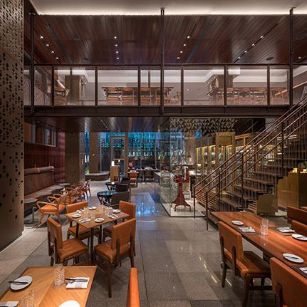 2019 WIN Awards: Neto at Four Seasons Sao Paulo - EDG Design
