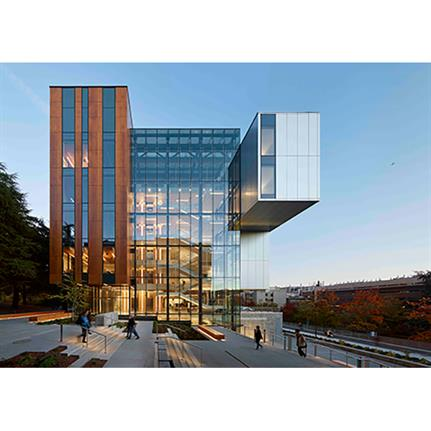 2020 WAN Awards entry: University of Washington, Life Sciences Building - Perkins and Will