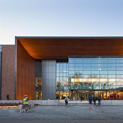 2020 WAN Awards entry: Eastern Washington University, Pence Union Building - Perkins and Will