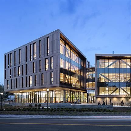 Boston's Leers Weinzapfel Associates wins 2020 AIA COTE Top Ten Award