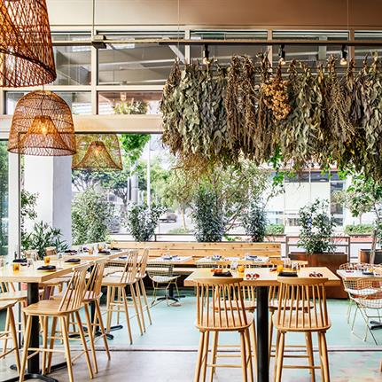 Japanese bar in Little Tokyo, Los Angeles dazzles with design by Preen inc