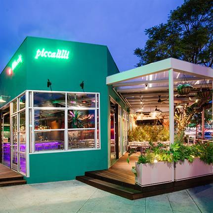 Preen Inc brings the 'meta-magical' to Los Angeles Cali-Asian restaurant