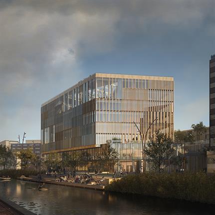 New Netherlands civic landmark to be designed by Schmidt Hammer Lassen