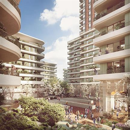 London authority confirms Bouygues UK will work with a council's architects astudio