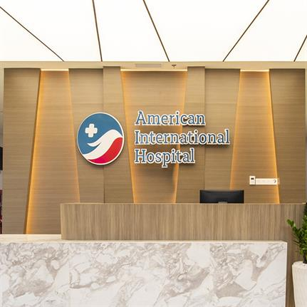 2019 WIN Awards: American International Hospital - ONG&ONG