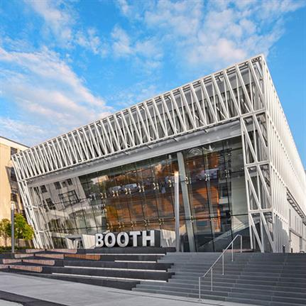 2020 WAN Awards entry: Boston University Joan & Edgar Booth Theatre - Elkus Manfredi Architects
