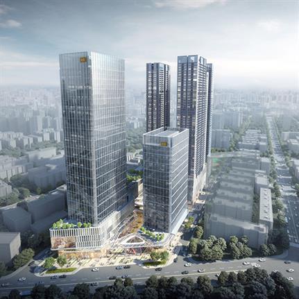 10 DESIGN behind China Resources' MixC Market Hall in Shenzen