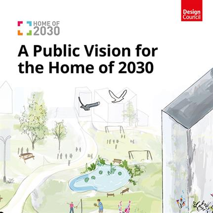 Design Council launches housing guide for Home of 2030