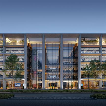 Foster + Partners ICÔNE suits Belval work life