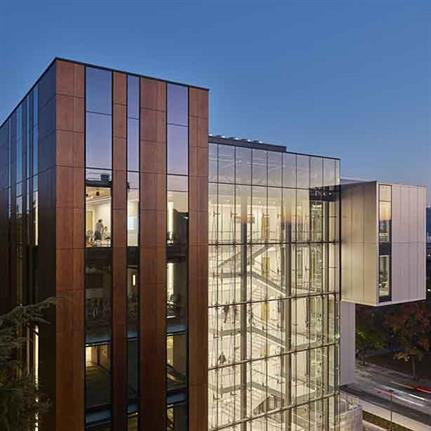 2019 WAN Awards:  Life Sciences Building - University of Washington